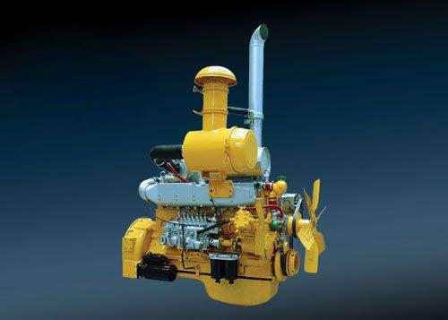 挖掘机配件电喷发动机