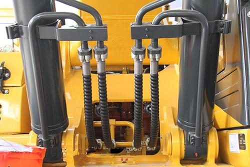 挖掘机配件液压软管