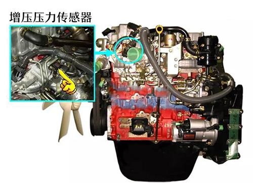 挖掘机配件压力传感器
