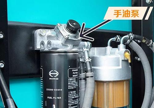挖掘机配件手油泵