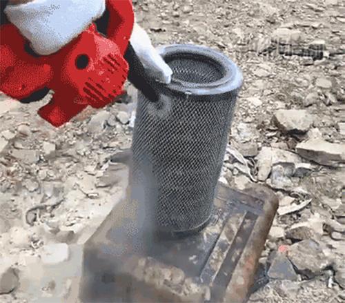 劣质滤芯的危害