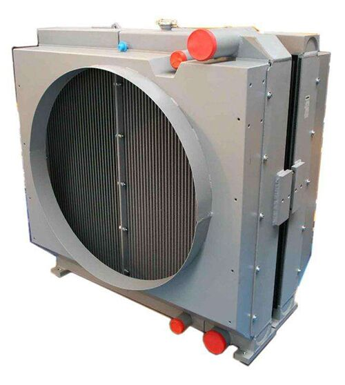 挖掘机配件散热器
