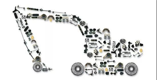 挖掘机配件厂家:工程机械配件商的未来在哪里?